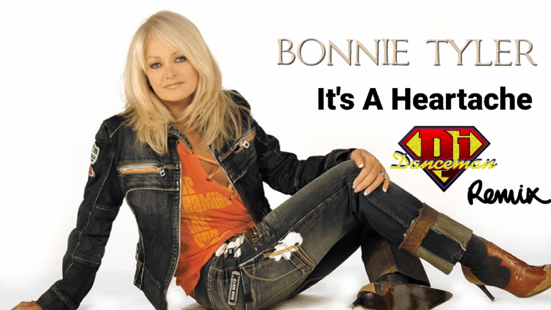 Bonnie Tyler - Its A Heartache (Dj Danceman Remix)