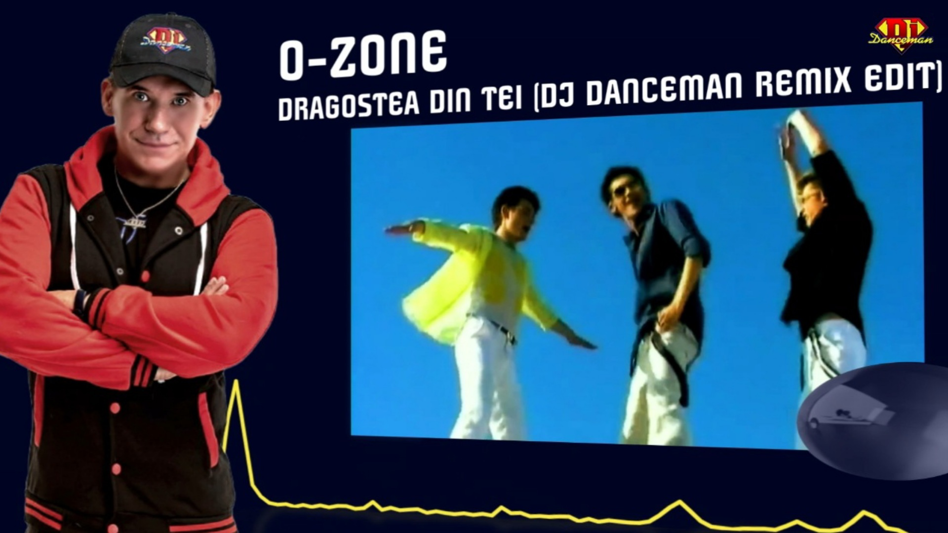 O-Zone - Dragostea Din Tei (Dj Danceman Remix)